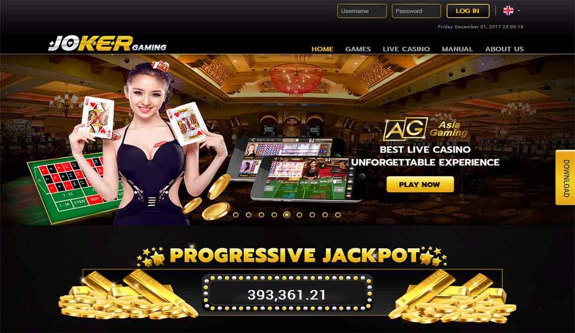Malaysia Online Casino Joker123 Easy2win